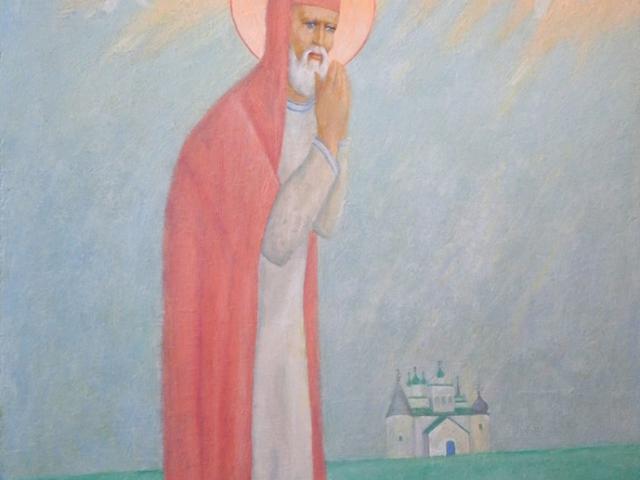 Сергий Радонежский / Sergius of Radonezh