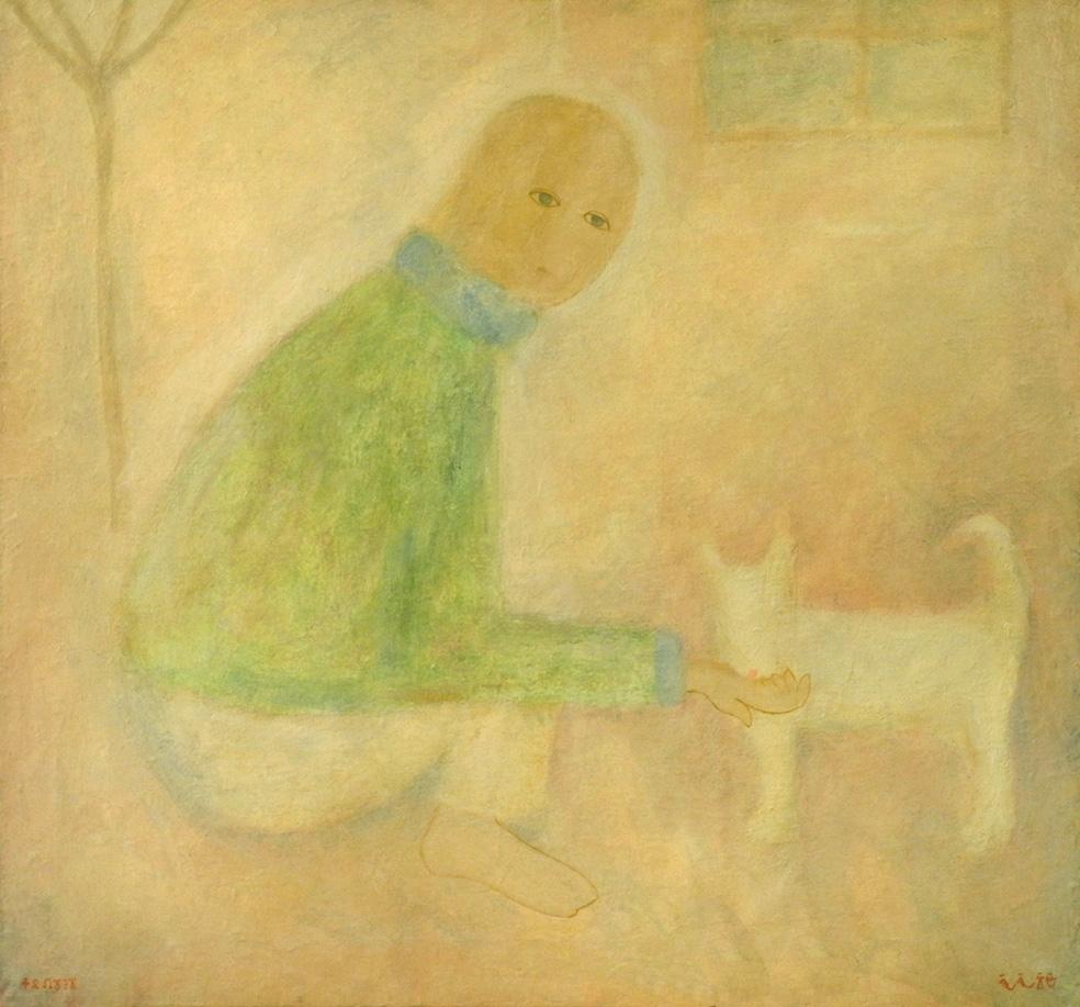 Мальчик с Собакой / Boy with the Dog