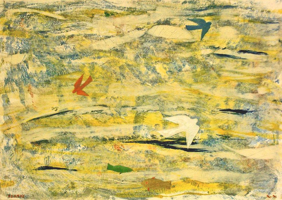 Птицы и Море / Birds and Sea