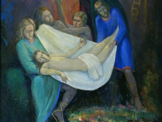 Снятие с креста / Descent from the cross