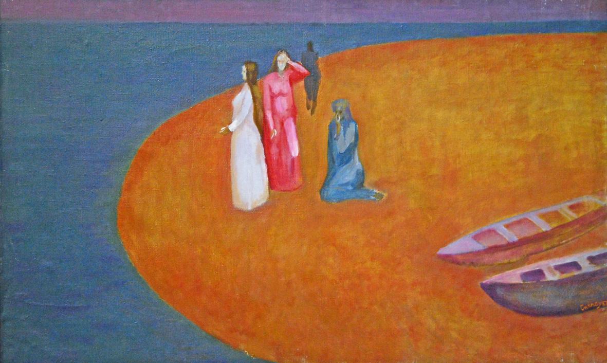 Женщины и Море / Women and Sea